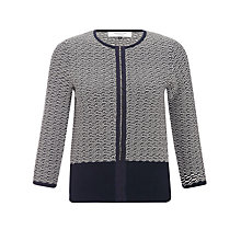 Buy COLLECTION by John Lewis Mina Cardigan, Ink Online at johnlewis.com