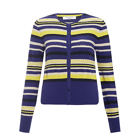 Buy COLLECTION by John Lewis Casper Cardigan, Multi Online at johnlewis.com