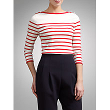Buy Somerset by Alice Temperley Striped Jumper Online at johnlewis.com