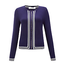 Buy COLLECTION by John Lewis Mya Cardigan, Ink Online at johnlewis.com