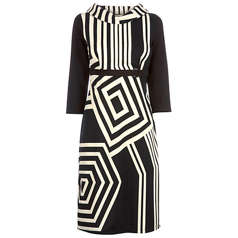 Buy James Lakeland Geometric Dress Online at johnlewis.com