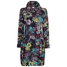 Buy James Lakeland Pocket Dress, Green Print Online at johnlewis.com
