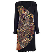 Buy James Lakeland Print Panel Dress, Multi Online at johnlewis.com