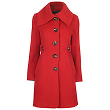 Buy James Lakeland Big Collar Coat Online at johnlewis.com