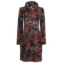 Buy James Lakeland Pockets Dress, Red Print Online at johnlewis.com
