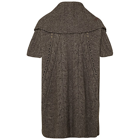 Buy White Stuff Lofty Poncho, Rock Online at johnlewis.com