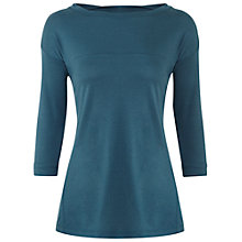 Buy White Stuff Dove Top, Deep Marine Online at johnlewis.com