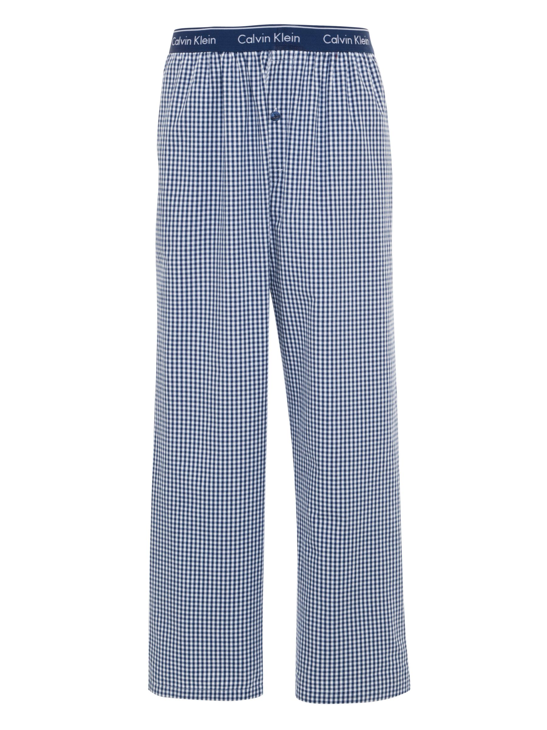 Calvin Klein Underwear Traditional Check Lounge Pants