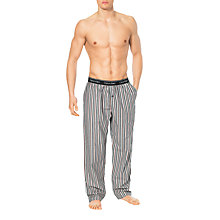 Buy Calvin Klein Traditional Woven Lounge Pants Online at johnlewis.com