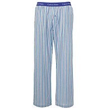 Buy Calvin Klein Underwear Traditional Blue Stripe Lounge Pants Online at johnlewis.com