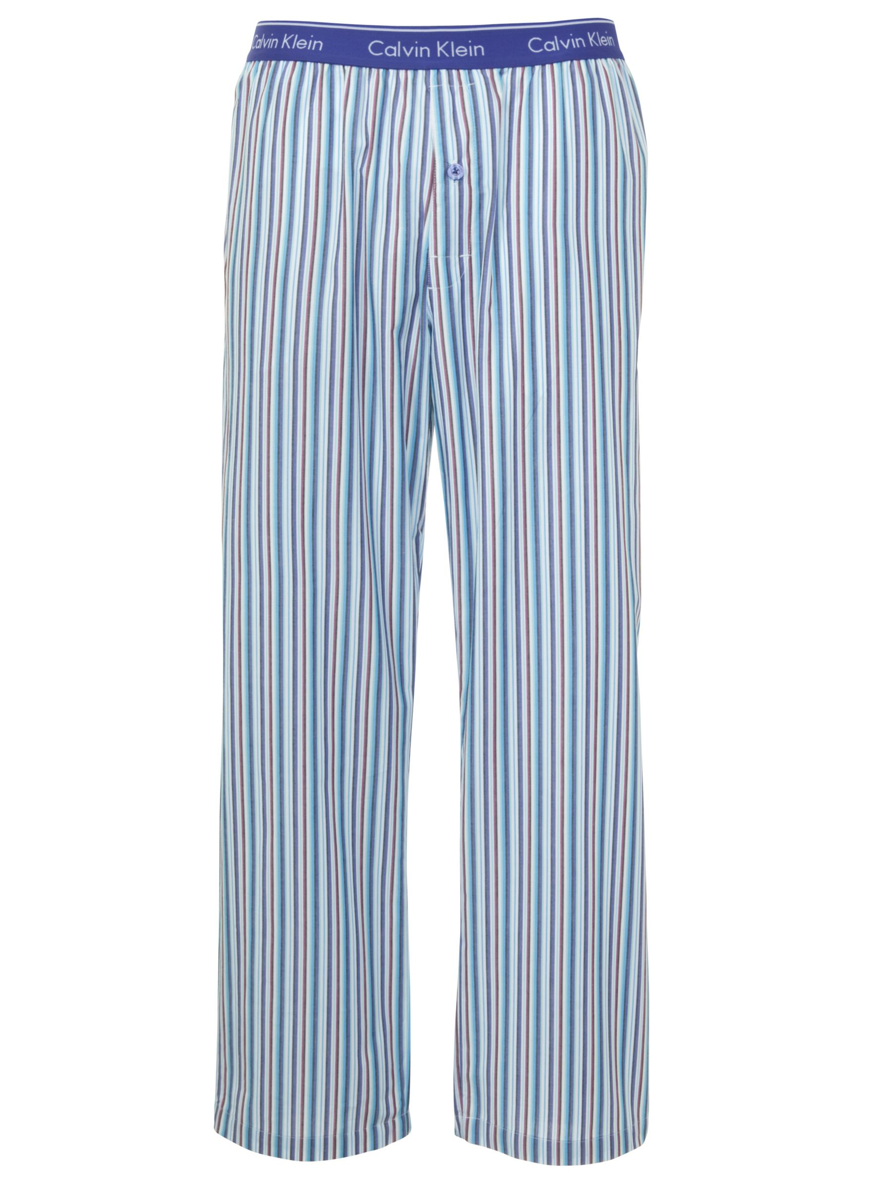 Calvin Klein Underwear Traditional Blue Stripe Lounge Pants