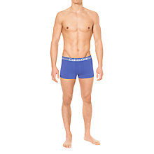 Buy Calvin Klein Underwear Micro Trunks Online at johnlewis.com