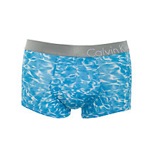 Buy Calvin Klein Underwear Bold Micro Low Rise Trunks Online at johnlewis.com
