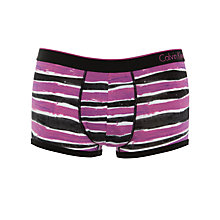 Buy Calvin Klein Underwear ck one Stripe Trunks Online at johnlewis.com