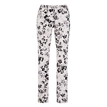Buy Weekend by MaxMara Alton Printed Jeans, Sand Online at johnlewis.com