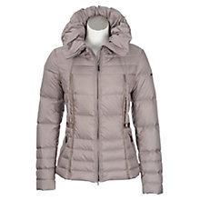 Buy Geox Silk Tape Puffa Short Coat Online at johnlewis.com