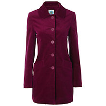 Buy White Stuff Diamond Coat, Crimson Online at johnlewis.com