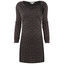 Buy White Stuff Marietta Tunic Dress, Dark Mink Online at johnlewis.com