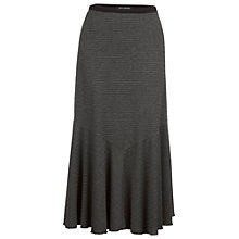 Buy James Lakeland Jacquard Skirt, Black/Grey Online at johnlewis.com