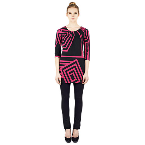 Buy James Lakeland Pleat Neck Tunic Online at johnlewis.com