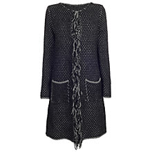 Buy James Lakeland Multi-Coloured Coat, Grey/Black Online at johnlewis.com