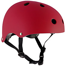 Buy Stateside Skates Helmet, Hot Red Online at johnlewis.com