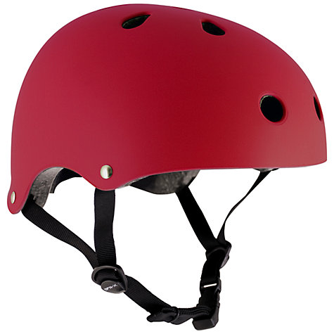 Buy SFR Helmet, Hot Red Online at johnlewis.com