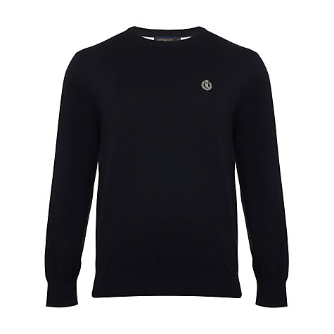 Buy Henri Lloyd Moray Crew Knit Jumper, Navy Online at johnlewis.com