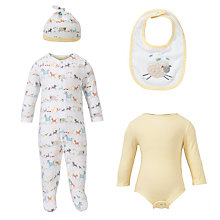 Buy John Lewis Baby Farmyard Set, Multi Online at johnlewis.com