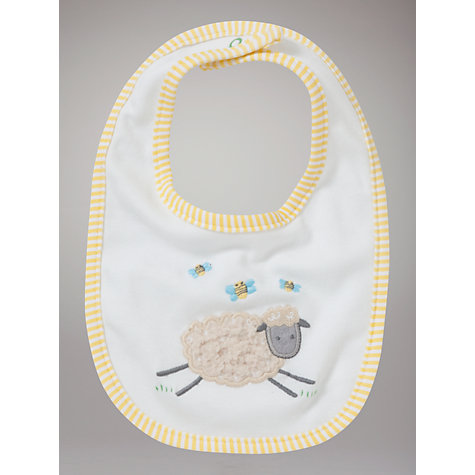 Buy John Lewis Baby Farmyard Set, Yellow/Cream Online at johnlewis.com