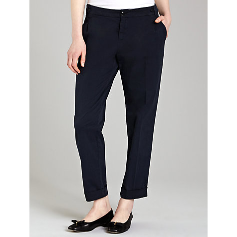 Buy Weekend by MaxMara Sofia Relaxed Cargo Trousers Online at johnlewis.com