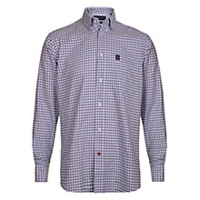 Buy Henri Lloyd Gallery Check Shirt, Navy Online at johnlewis.com