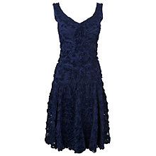 Buy Phase Eight Pollyanna Dress, Sapphire Online at johnlewis.com