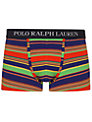 Polo by Ralph Lauren Cotton Stretch Trunks, Multi Stripe