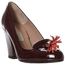 Buy Pied A Terre Ashbridge Patent Leather Court Shoes Online at johnlewis.com