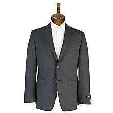 Buy Paul Costelloe Stripe Twist Suit Jacket, Grey Online at johnlewis.com