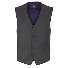 Buy Paul Costelloe Stripe Suit Waistcoat, Grey Online at johnlewis.com