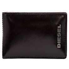 Buy Diesel Leather Pass/Cardholder Online at johnlewis.com