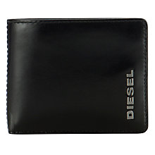 Buy Diesel Neela XS Wallet, Black/red Online at johnlewis.com
