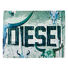 Buy Diesel Hiresh XS Printed PU Wallet Online at johnlewis.com