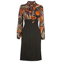 Buy James Lakeland Joined Print Dress Online at johnlewis.com