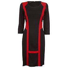 Buy James Lakeland Colour Trim Dress Online at johnlewis.com