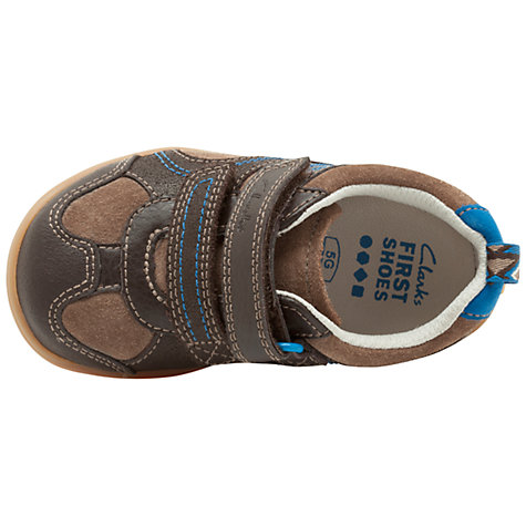 Buy Clarks Ru Rocks Shoes, Brown Online at johnlewis.com