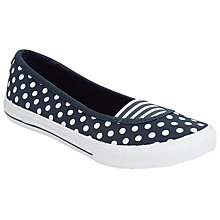 Buy John Lewis Girl Spot Pumps Online at johnlewis.com