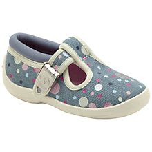 Buy Clarks Sophia May Shoes, Denim Online at johnlewis.com