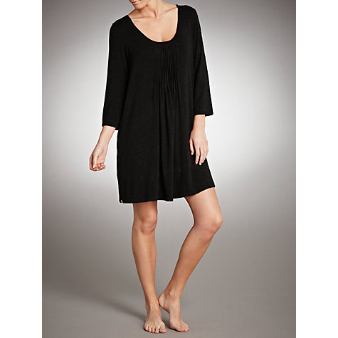 Buy DKNY Seven Easy Pieces ¾ Sleeve Sleepshirt Online at johnlewis.com