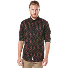 Buy Original Penguin Long Sleeve Print Shirt Online at johnlewis.com