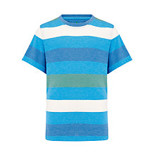 Buy John Lewis Boy Multi Panel T-Shirt Online at johnlewis.com