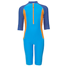 Buy John Lewis Boy All-in-One Sun Suit Online at johnlewis.com