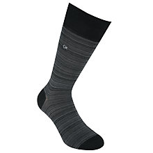 Buy Calvin Klein Dress Stripe Socks Online at johnlewis.com